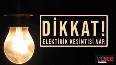 Photo of Bazı bölgelerde elektrik kesintisi olacak