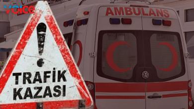 Photo of Lefkoşa-Mağusa yolunda kaza… 1 kişi yaralandı