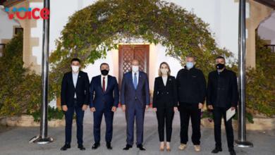 Photo of Cumhurbaşkanlığı Spor Üst Komitesi toplandı