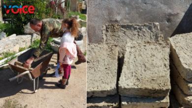 Photo of Eski Kıbrıs Türk evlerinin mihenk taşı olan kerpiçe ilgi büyük