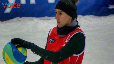 Photo of Merve, Türkiye milli takımında