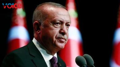 """Photo of TC Cumhurbaşkanı Erdoğan'dan """"KKTC'yle ilişkilerinizi geliştirin"""" çağrısı"""
