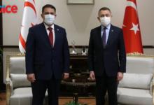 Photo of 2021 yılı Türkiye-KKTC İktisadi ve Mali İşbirliği Anlaşması bugün imzalanacak