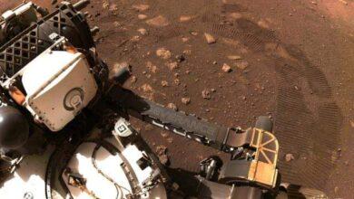 Photo of Perseverance Mars'ta ilk test sürüşünü gerçekleştirdi