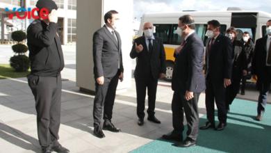 Photo of Başbakan Saner Ankara'da