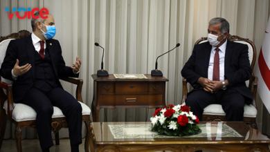 Photo of Sennaroğlu, TBMM heyetini kabul etti