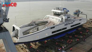 Photo of Dünyanın en büyük tam elektrikli feribotu faaliyete geçti