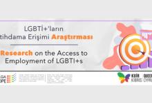 """Photo of """"LGBTİ+'ların İstihdama Erişimi ve Emek Piyasası Deneyimleri"""" araştırması başladı"""